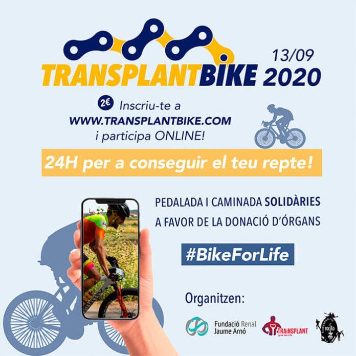 TRANSPLANT BIKE 2020